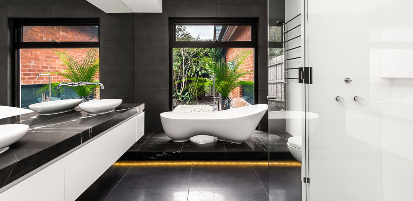 Kew Residence - courtesy Canny Builders
